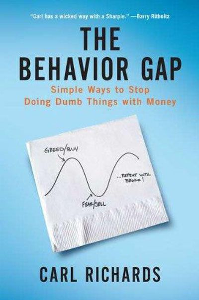 The Behaviour Gap: Simple Ways to Stop Doing Dumb Things with Money (EPUB)