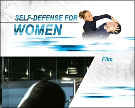 Alain Formaggio - Self-Defense for Women DVD