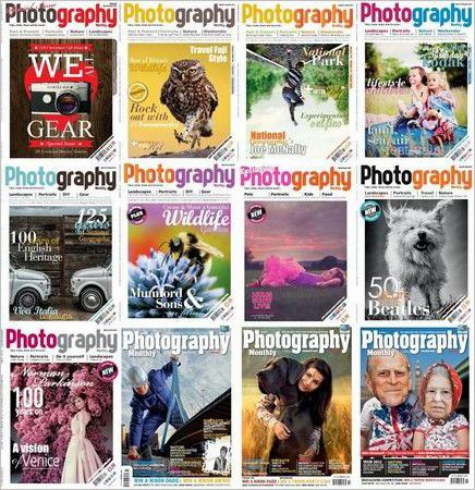 Photography Monthly Magazine 2013 Full Collection