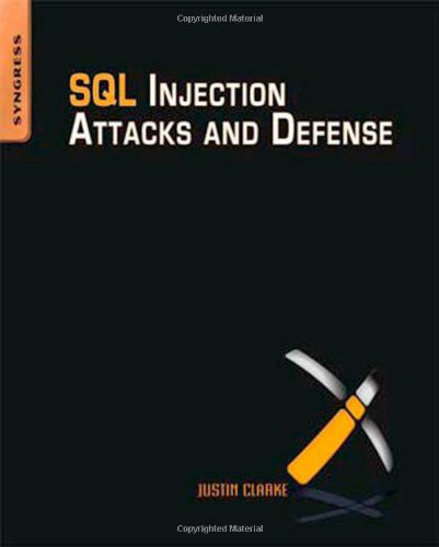 SQL Injection Attacks and Defense, 2nd Edition (PDF)