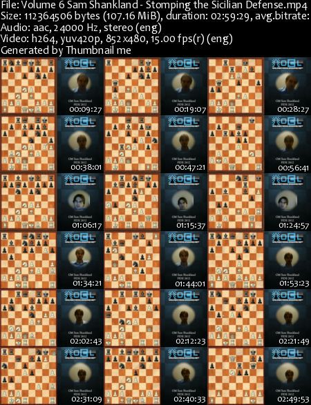 Empire Chess Dvds Collection Volumes 1-1