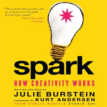 Spark: How Creativity Works (Audiobook)