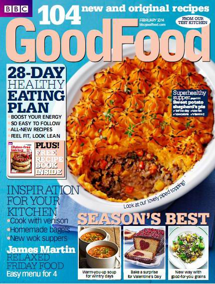 BBC Good Food - February 2014