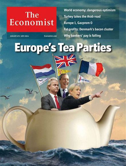 The Economist - 04 January 2014