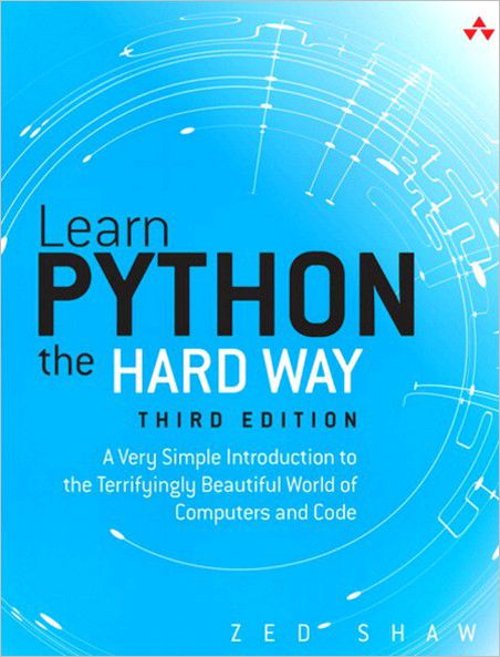 Learn Python the Hard Way, Third Edition