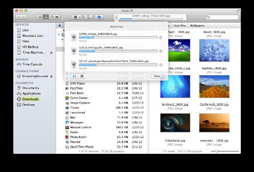 ForkLift v2.5.8 Mac OS X
