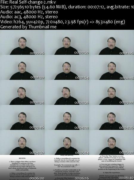 Jeffrey Stephens - Real Self Change