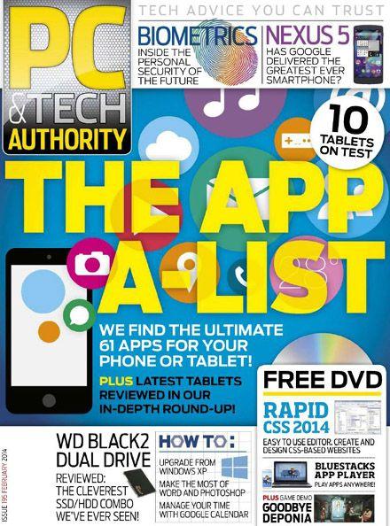 PC & Tech Authority - February 2014 (True PDF)