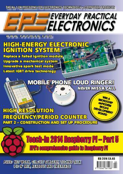 Everyday Practical Electronics February 2014 (True PDF)