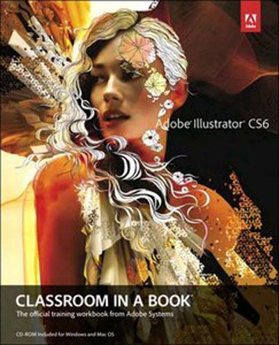Adobe Illustrator CS6 Classroom in a Book (PDF+EPUB+MOBI)