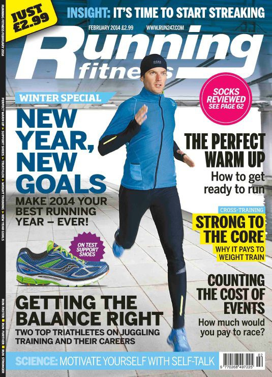 Running fitness - February 2014 (True PDF)