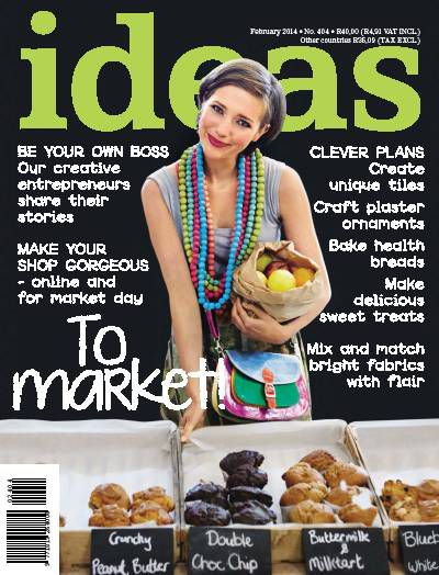 Ideas South Africa - February 2014 (True PDF)