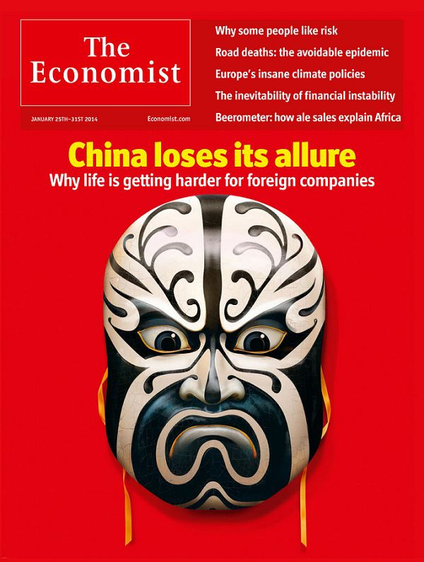 The Economist - 25TH January-31ST January 2014 (True PDF)