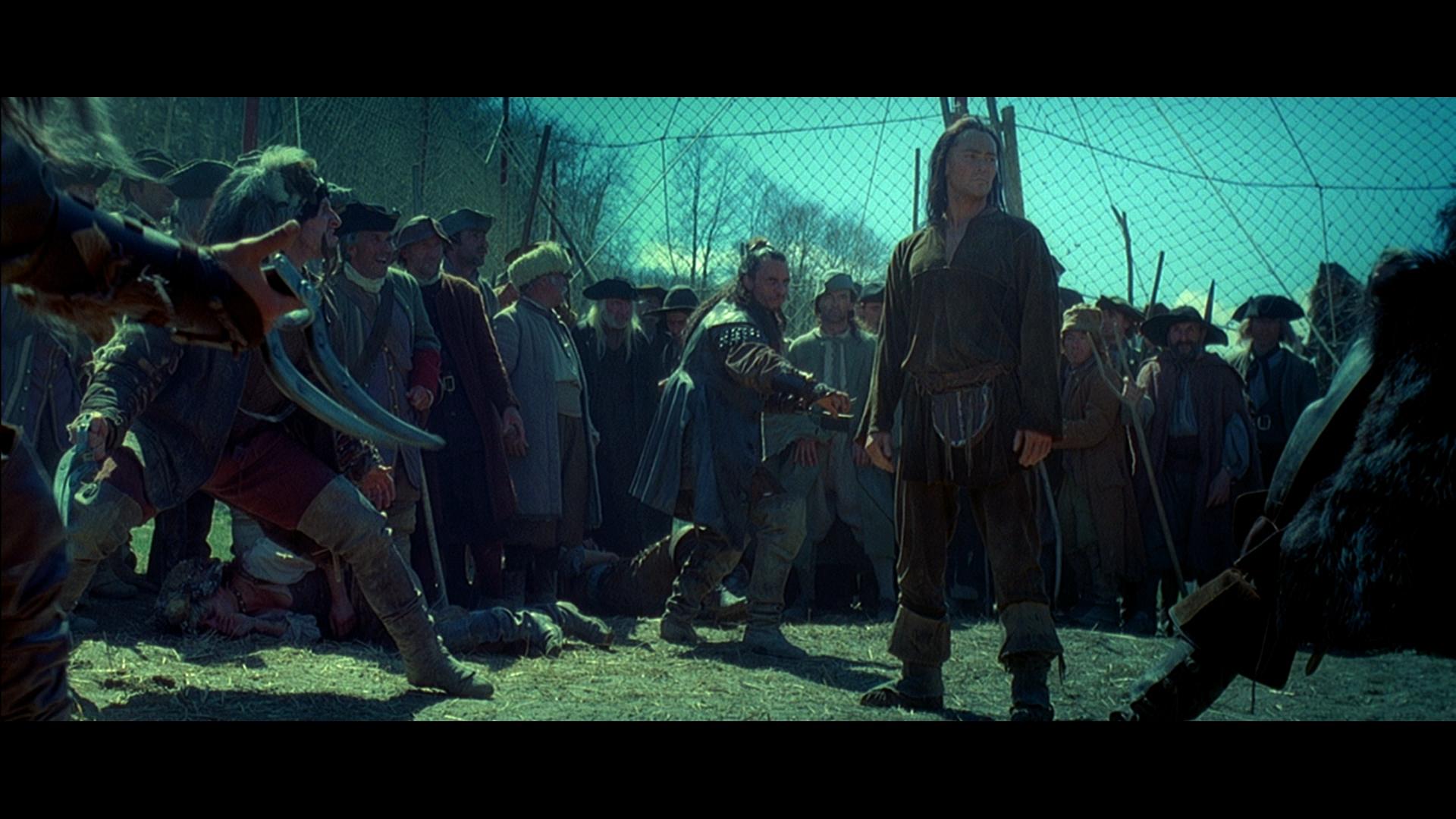 Братство Волка / Le Pacte des loups (2001) Blu-Ray Remux 1080р