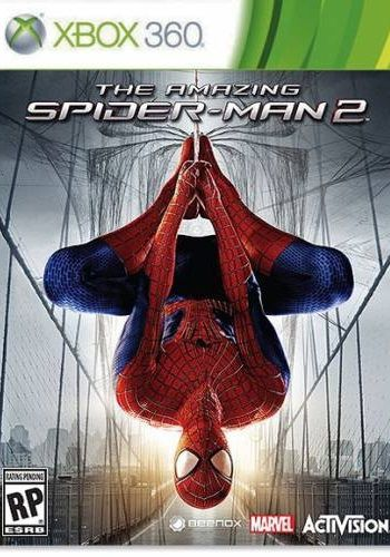 Xbox 360 The Amazing Spider-Man 2