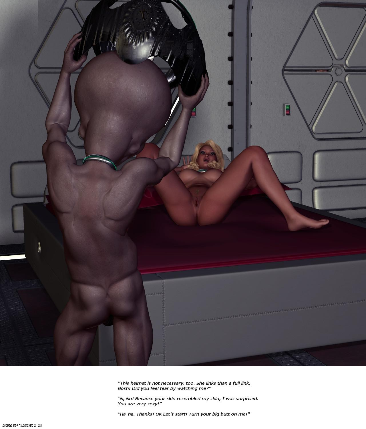 Space Pet Hunter [Uncen] [3DCG] [ENG] Porn Comics