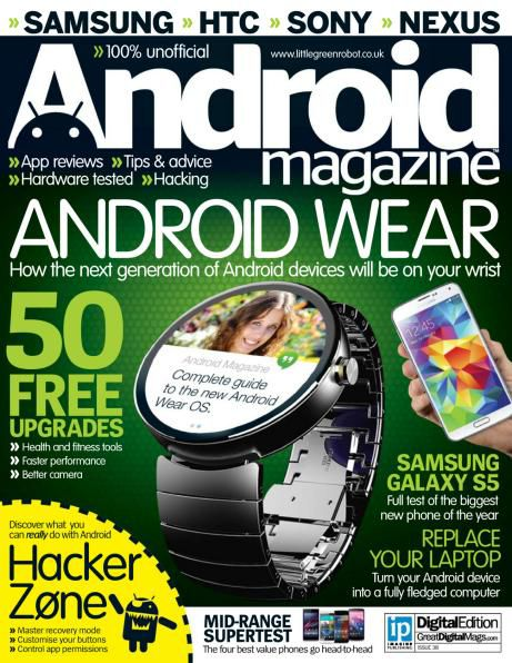 Android Magazine - No.38 2014