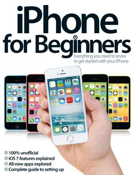 iPhone for Beginners - 2014