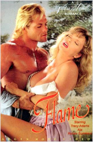 Страсть / Пламя / Flame (1989) DVDRip |