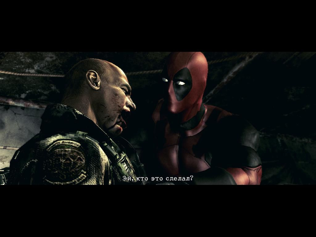 Deadpool из игры Deadpool 2789b732e7e3dde3c1aef47d77e301b5