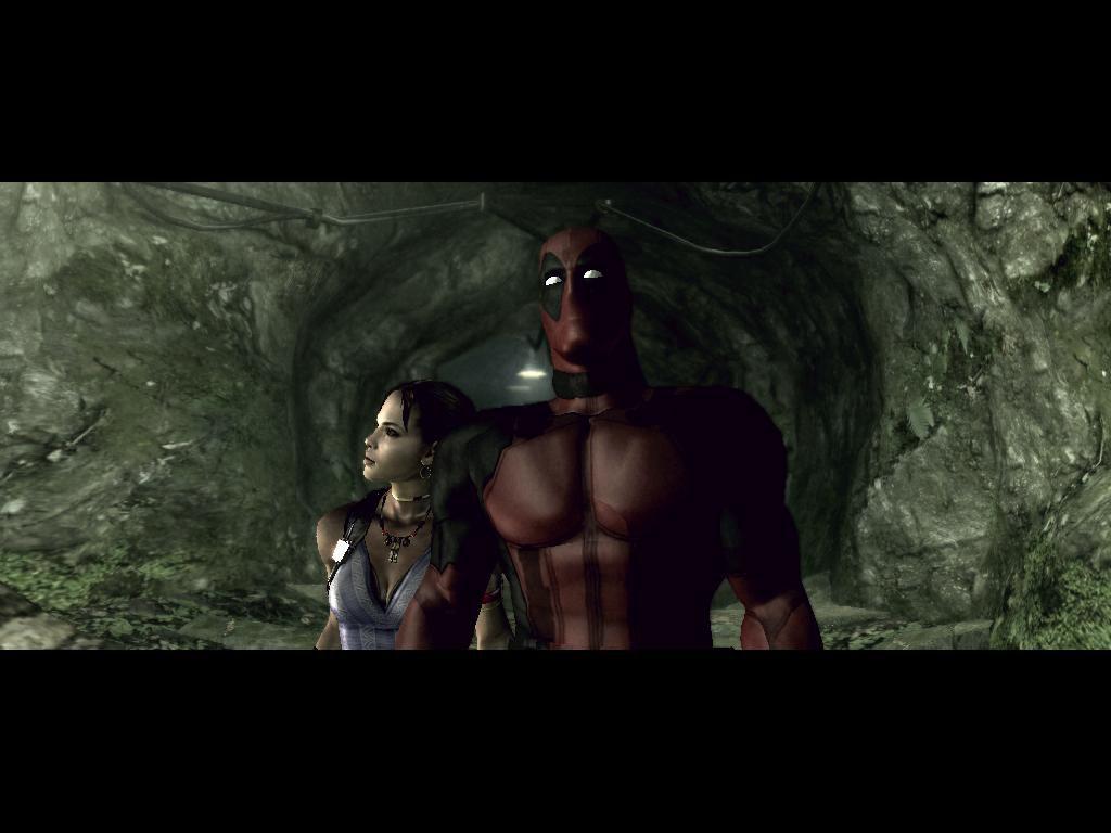 Deadpool из игры Deadpool F0ad44f3fff200f4416d35ca8db09ae1