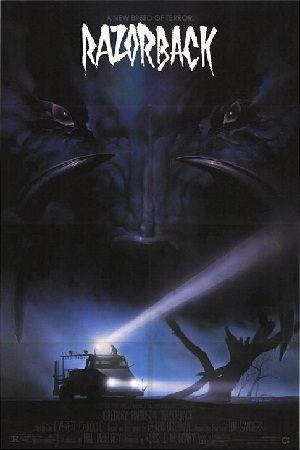 Кабан-секач / Секач / Razorback (1984) DVDRip DVO / 744MB