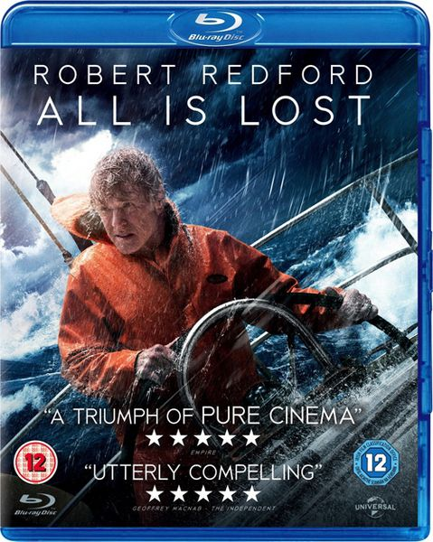 Не угаснет надежда / All Is Lost (Джей Си Чендор / J.C. Chandor) [2013, США, приключения,драма, BDRip 1080p] Dub + Original Eng + Sub (Rus, Ukr, Eng)