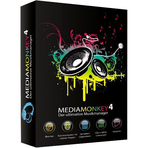 MediaMonkey Gold 4.1.6.1736-CORE