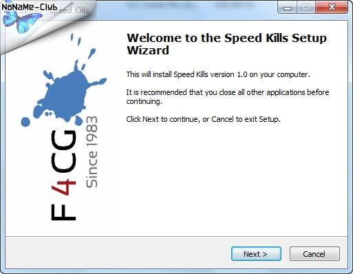 Speed Kills (2014) [En] (1.0) Repack F4CG