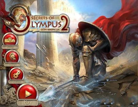 Secrets of Olympus 2: Gods among Us (������� ������ 2: ���� ����� ���)