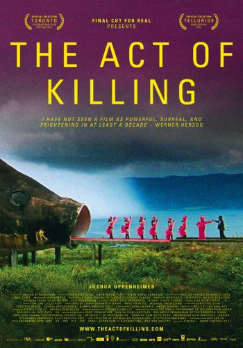 ��� �������� / The Act of Killing (2012) SATRip �� Generalfilm