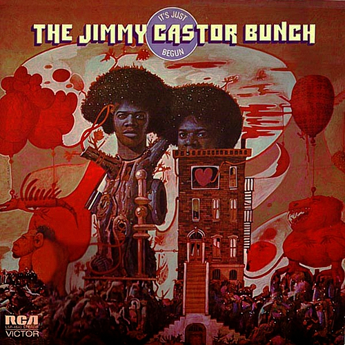 The Jimmy Castor Bunch - It's Just Begun (1972) [ALAC|Lossless|WEB-DL]<Funk, Pop, Disco>