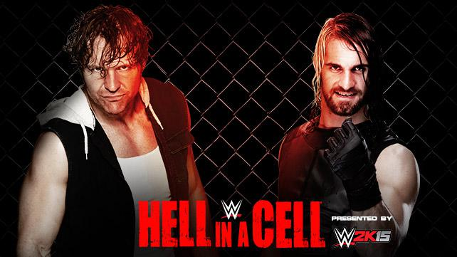 ��������.  WWE Hell in a Cell 2014 [26.10] (2014) WEB-DL 720p