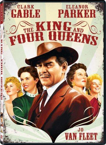 Король и четыре королевы / King and Four Queens (Рауль Уолш / Raoul Walsh) [1956, США, вестерн, HDTVRip] DVO (НТВ+)
