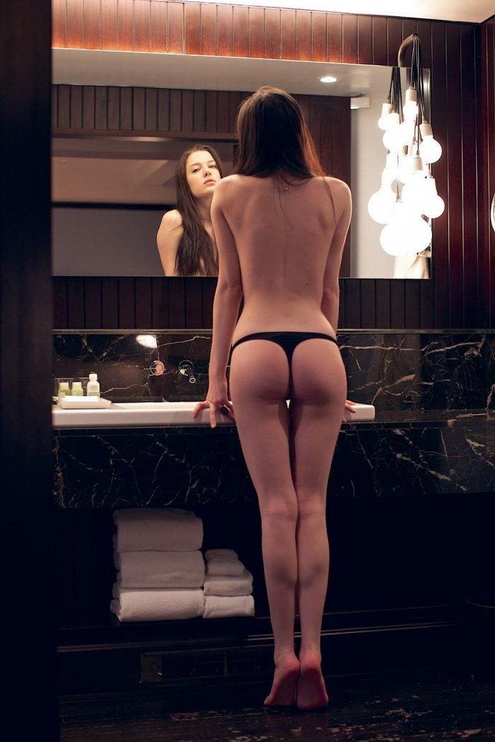 В ванной комнате 1
