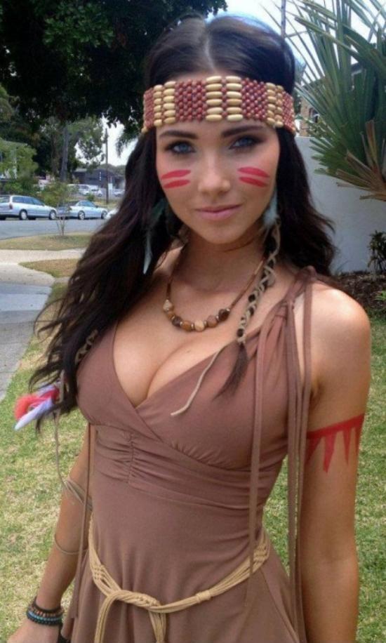 Покахонтас: косплей 1