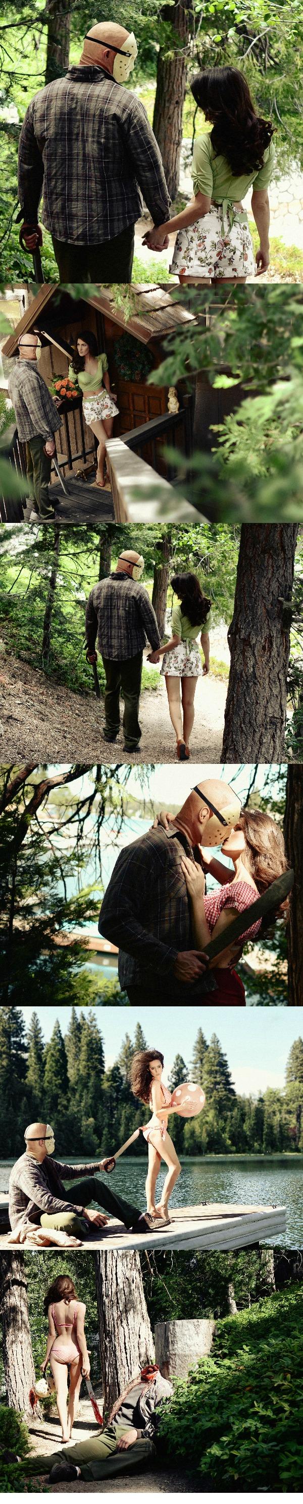 История одной любви 1