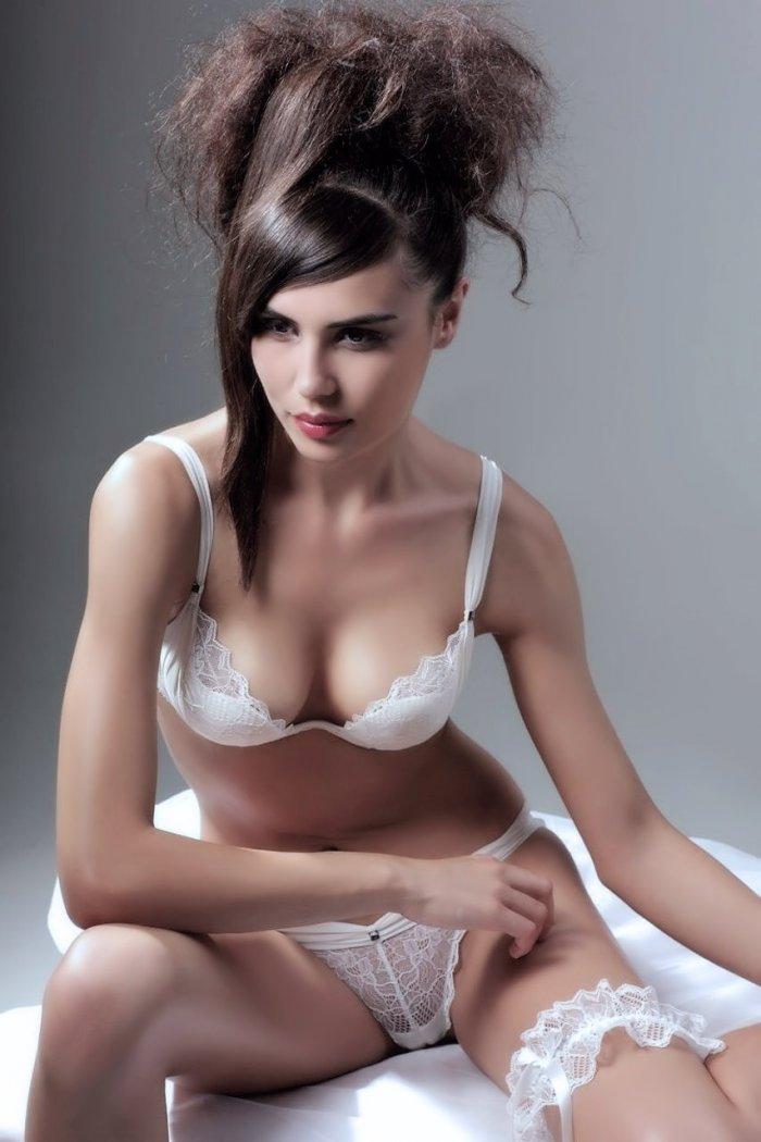 Белое белье 1