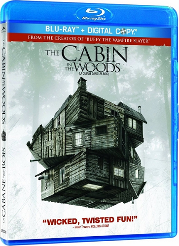Хижина в лесу / The Cabin in the Woods (2011) BDRip 720p | DUB, MVO, AVO
