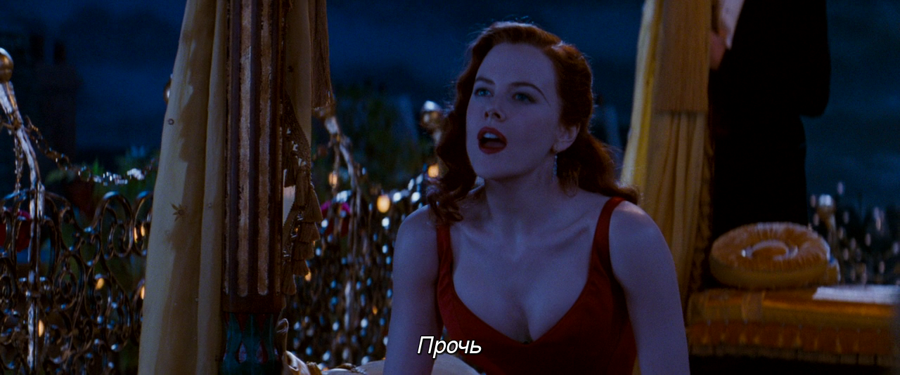 Мулен Руж / Moulin Rouge! (2001) BDRip 720p