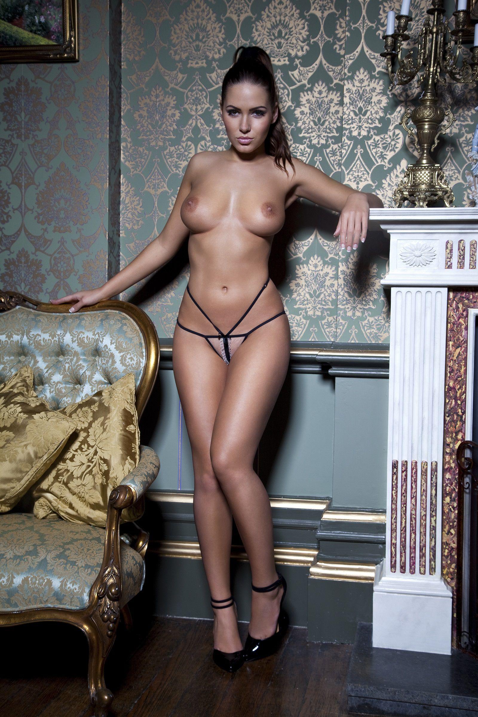 Элитные голые модели 2 фотография