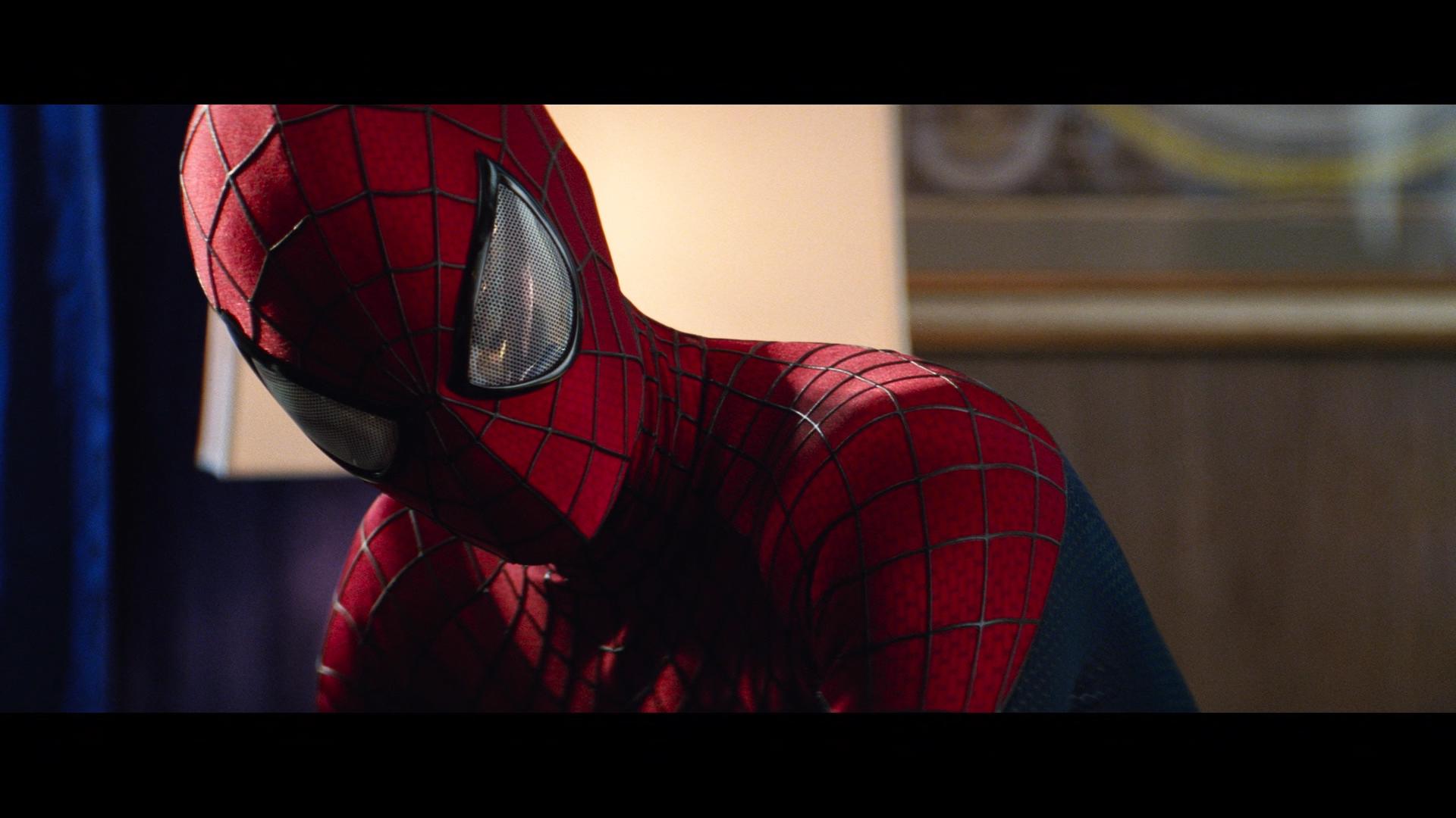 Новый человек паук высокое торрент