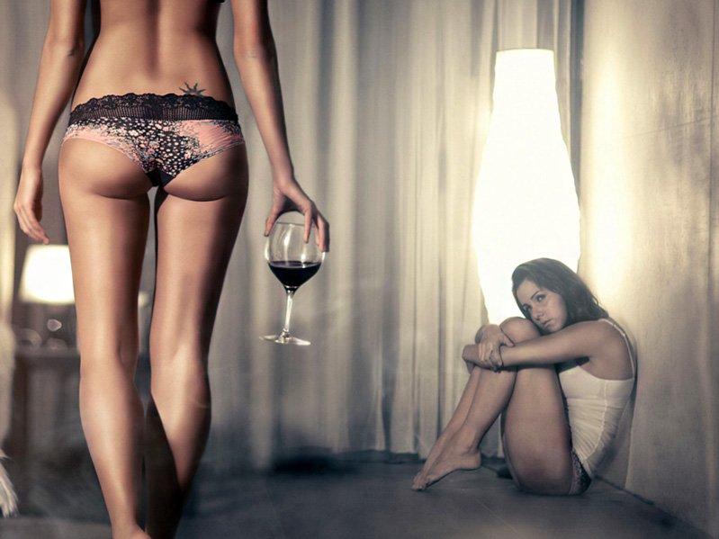 Бокал вина 1