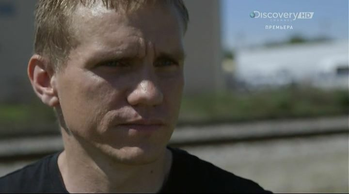 Discovery. Стальные мышцы / American Muscle (1-8 серии)  (2014) HDTVRip