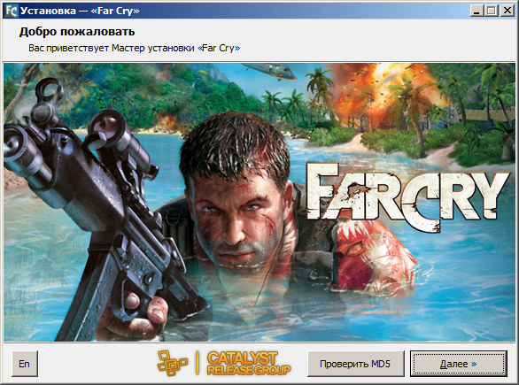 Far Cry Anthology (2004-2014) [Ru/Multi] Repack R.G. Catalyst
