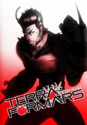 ����������������� / Terra Formars [TV] [1-13 ����� �� 13] (2014) HDTVRip | DVO