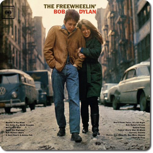 [TR24][OF] Bob Dylan - The Freewheelin Bob Dylan - 1963 / 2014 (Folk, Rock)