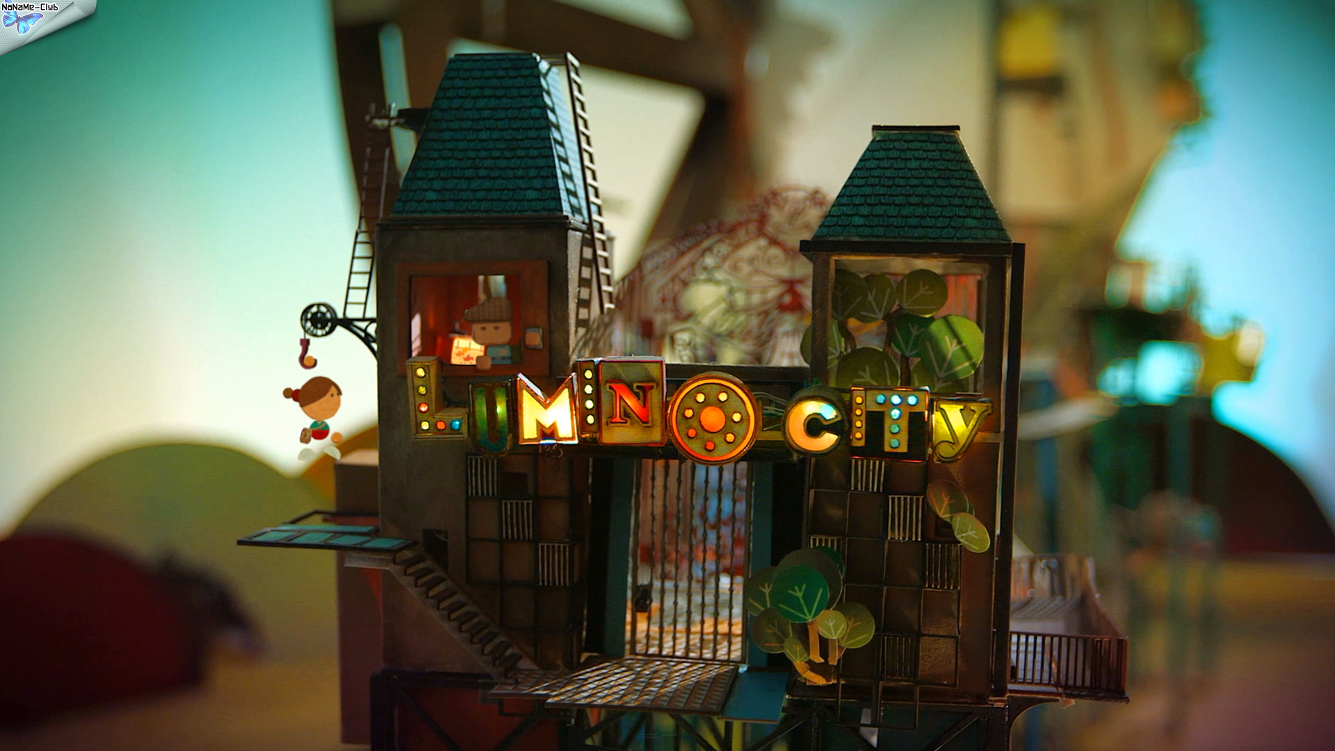 Скриншот Lumino City v1.0 (Лицензия)
