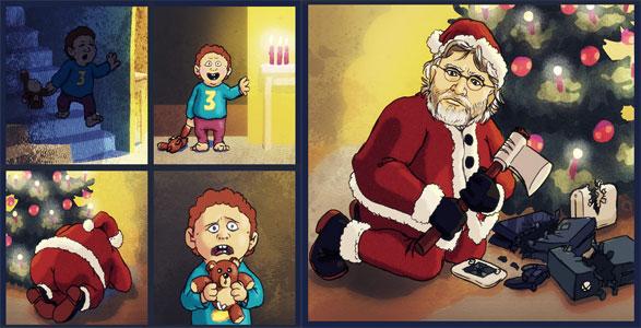 Пресвятой Габен и рождество 1