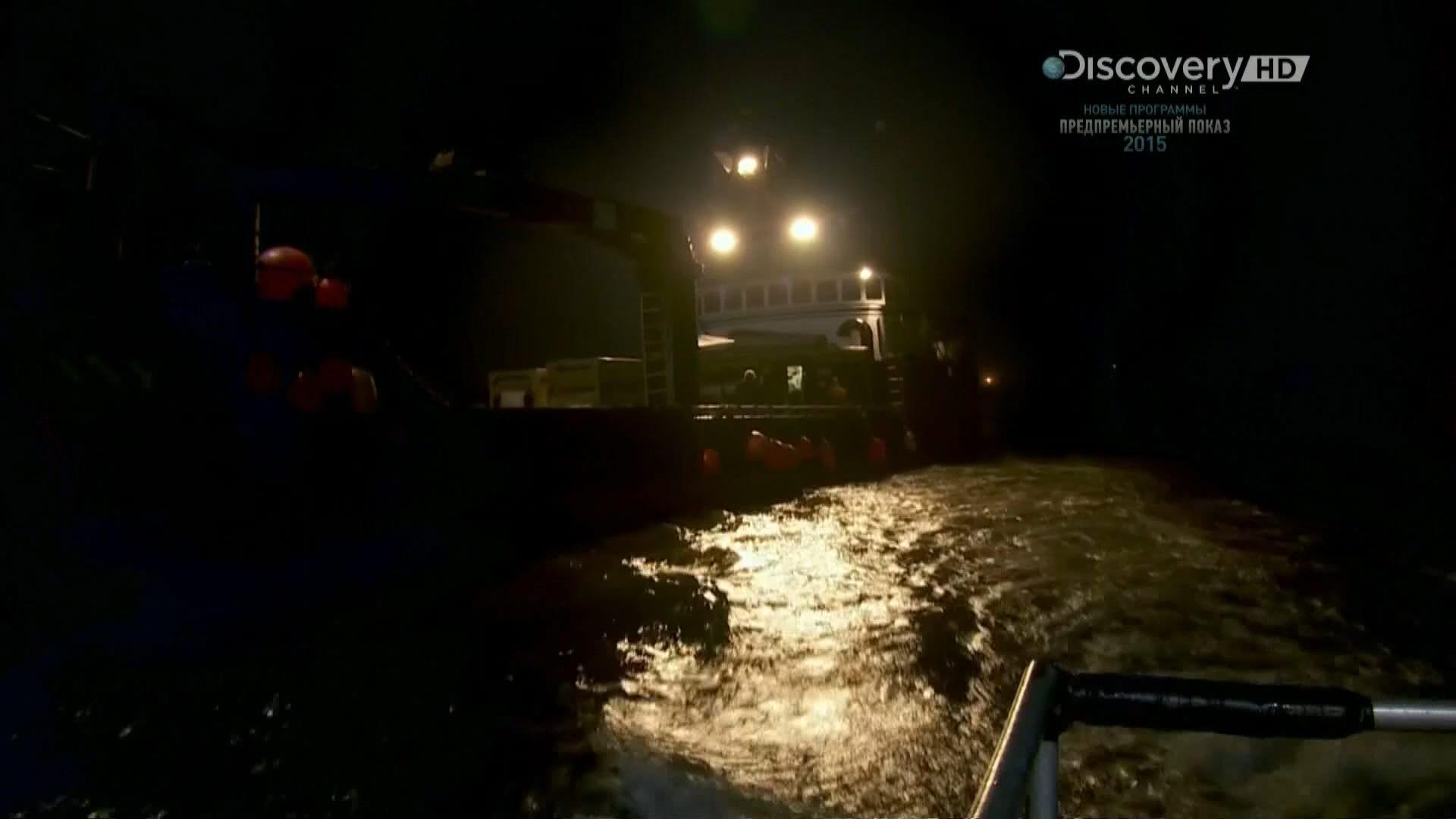 Discovery. Бристольский залив / Alaska: Battle on the Bay (Серии 1-8 из 8) (2014) HDTV 1080i